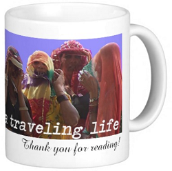 Thank You mug for Stories by Judith | Image courtesy Zazzle.com